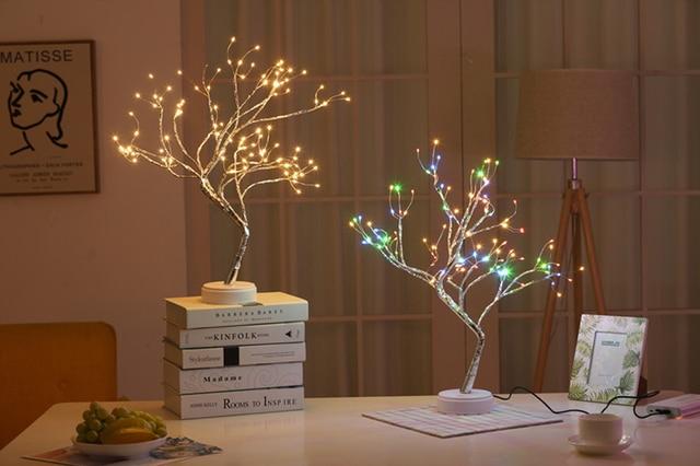 Light Tree Desk Lamp 4