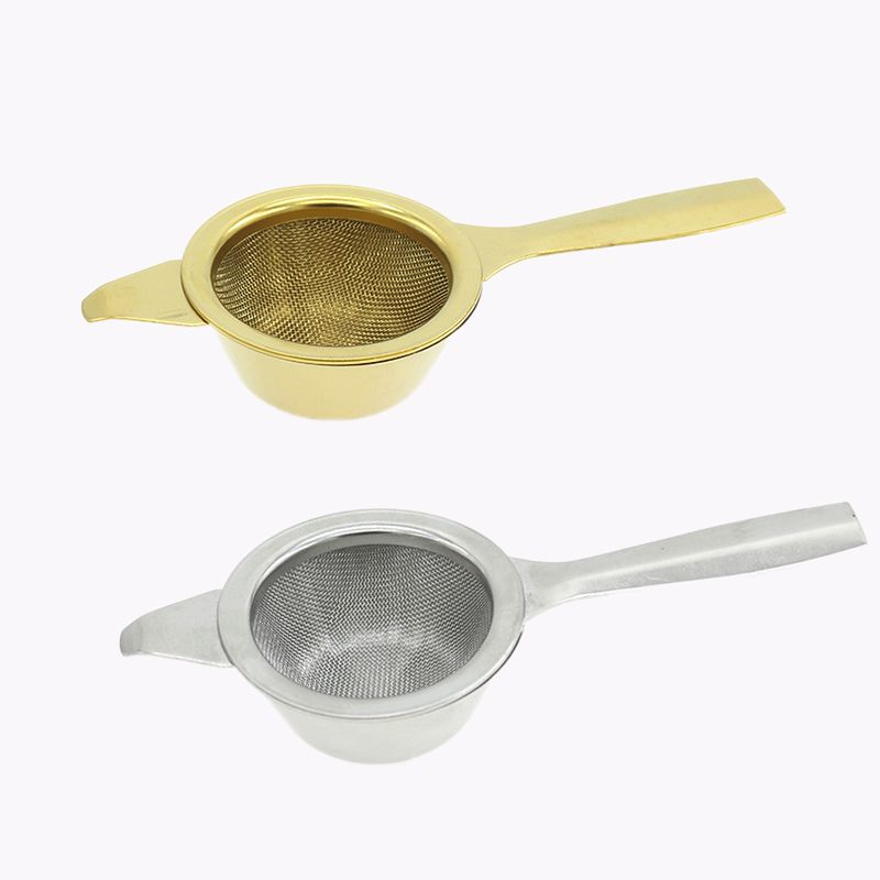 Stainless Steel Tea Leak Filter Tea Infusers Kung Fu Tea Set Accessories Tea Strainer for Kitchen Bar Drinkware