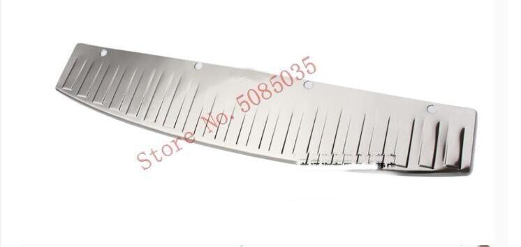 Pour Toyota RAV4 2006 2007 2008 2009 2010 2011 2012 2013 haute qualité en acier inoxydable protecteur de pare-chocs arrière