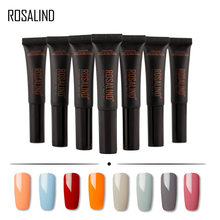 Gel Polish Set UV Vernis Semi Permanen Primer Top Coat 5 Ml Poly Gel Pernis Kuku Seni Cat Kuku Desain 60 Warna TSLM1(China)
