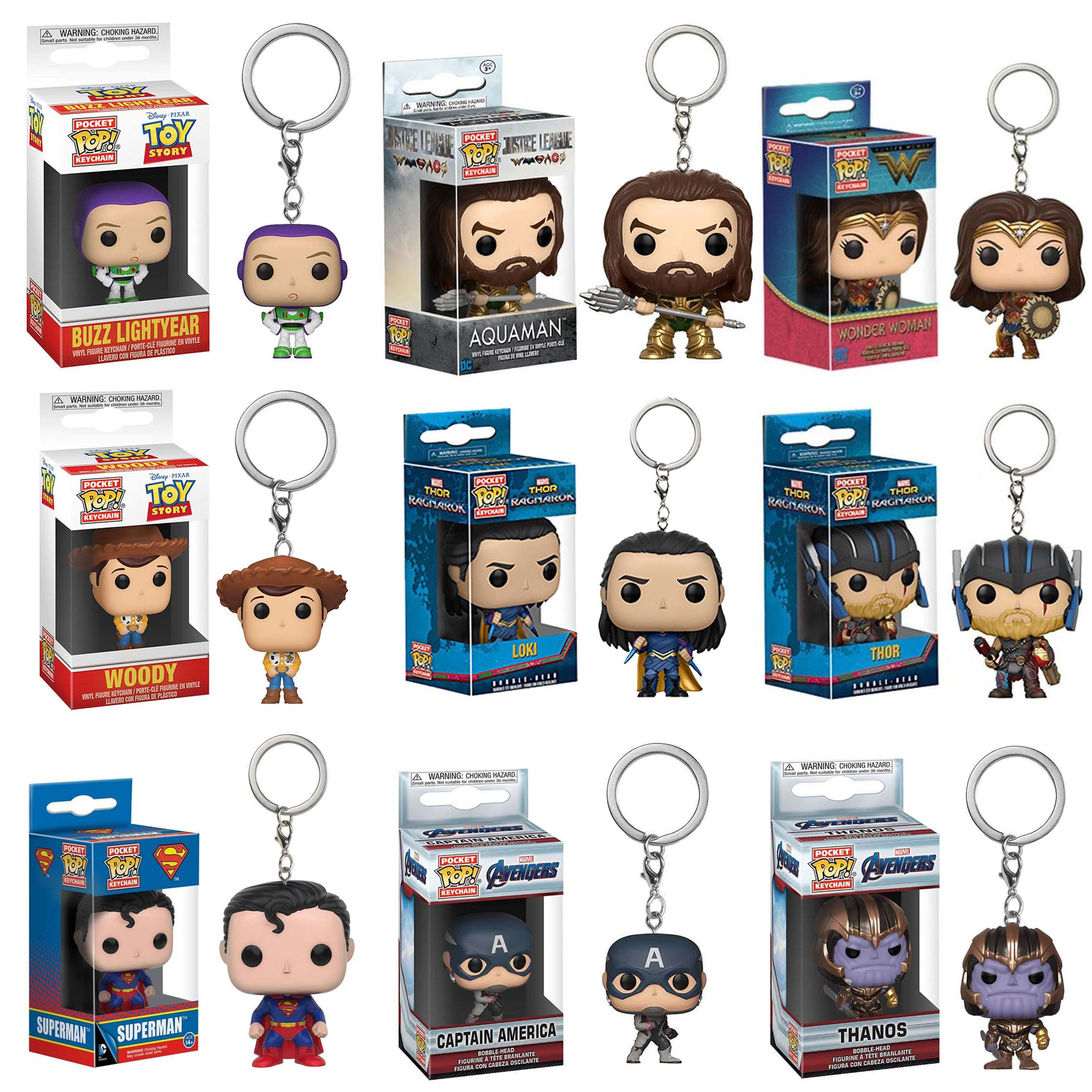 funko-pop-keychain-font-b-marvel-b-font-ironman-spiderman-disney-toy-store-schoolbag-pendant-game-of-thrones-kids-toys-for-children