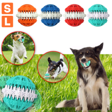 Dog Training Ball Pet leaking ball Pet toys Pet Chew Toys Dog Toys Pet Tumbler Toy Pet Food Dispenser Toy Dog Training Ball D35