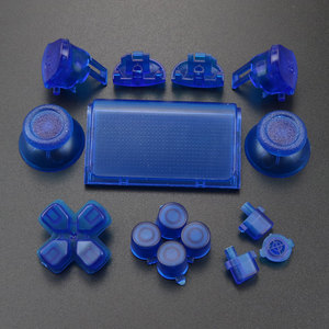 Image 5 - YuXi Full Set Joysticks Dpad R1 L1 R2 L2 Direction Key ABXY Buttons jds 040 jds 040 For Sony PS4 Pro Slim Controller