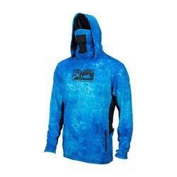Pelag * c camisa de pesca masculina exo-tech 2.0 hoody ls camisas de pesca roupas de pesca upf50 camisa eua tamanho S-3XL desconto
