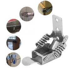 цены Cabinet Lock Double Spring Hasp Lock Toggle Latch Catches Fastening Buckles for Rototiller Industrial Boxes lock