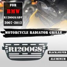 Für BMW R1200GS gs1200 R 1200 GS R 1200GS 2007 2012 Abenteuer ADV Motorrad Kühlergrill Wache Kühler Abdeckung kühler Grill