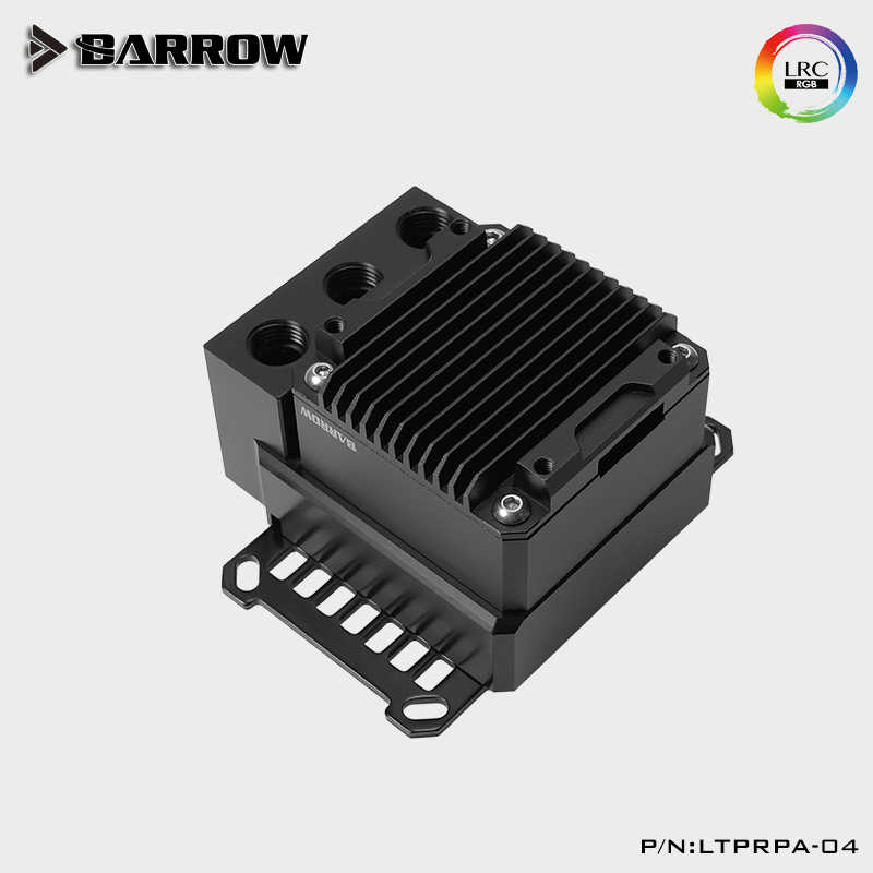Barrow POM 소재 워터 펌프 + CPU 블록 콤보 사용 AMD RYZEN AM3 AM4 / INTEL 115X / X99 2011 Water Cooler cooling Hearder