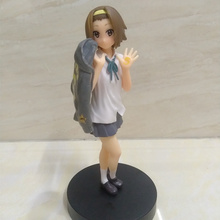 Anime K-ON! Tainaka Ritsu 5th Ver PVC Action Figure Collectible Model doll toy 18cm 8style archetype he archetype she ferrite shfiguarts body kun body chan ver pvc action figure collectible model toy with box