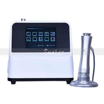 7 sender ESWT Elektromagnetische Schockwelle Akustische Schockwelle Zimmer Schockwelle Therapie Ausrüstung mit CE
