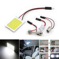 Hohe Qualität T10 COB 16 24 36 48SMD Weiß Farbe LED Auto Lesen Parkplatz Innen Super Birne Panel Lampen Licht automobil Br I4J7