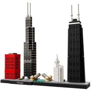 Image 4 - Architektur Paris Dubai London Sydney Chicago Shanghai Bausteine Kit Bricks Classic City Modell Kind Spielzeug Für Kinder Geschenk