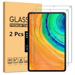 2 _ Защита экрана для Huawei Matepad Pro 10,4 2020 шт./упак., закаленное стекло, пленка для экрана Huawei Matepad Pro 10,8