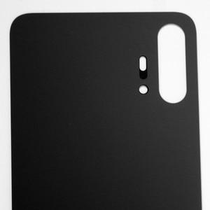 Image 5 - UMIDIGI F2 pil kapağı değiştirme için 100% orijinal yeni dayanıklı geri durumda cep telefonu aksesuarı UMIDIGI F2