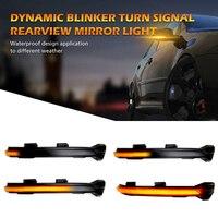 Dynamic Turn Signal Led Rearview Mirror Indicator Light For V w Golf Mk7 7.5 7 G ti R Gtd