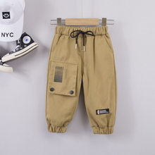 Baby Pants Clothing Cargo-Trousers Girl Newborn Warm Autumn Infant Boys Thicken 0-5-Years