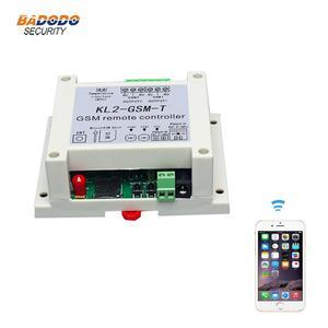 Image 2 - Định Vị GSM Rơ Le Điều Khiển Công Tắc Bộ Điều Khiển Truy Cập Với 2 Đầu Ra Relay 1 NTC Cảm Biến Nhiệt Độ