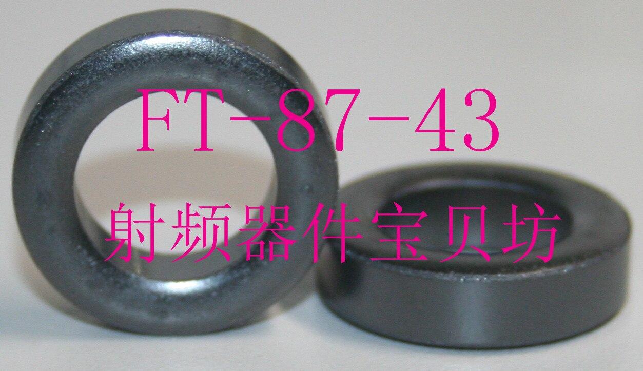 American RF Ferrite Core: FT-87-43