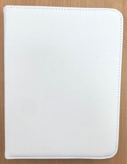 Чехол книжка универсальный для планшета 8,0 поворот на 360° белая|Чехлы для планшетов и электронных книг| | АлиЭкспресс