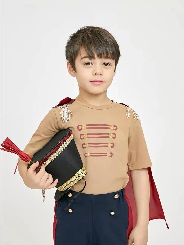 Kids Clothes Sets 2020 Jujubong Brand Summer Boys T shirts Baby Girls Dresses Princess Children Pullover Uniform Girl Skirts 6