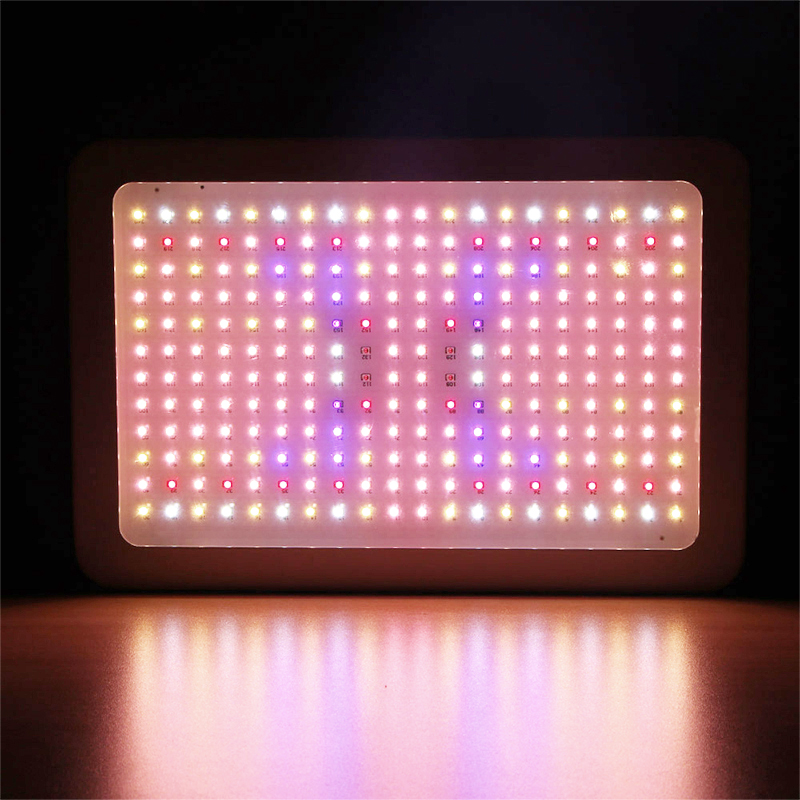 Image 5 - LED Grow Light Full Spectrum 2000W 1000W Indoor Plant Growing Lamps Tents Fitolamp Fito Led Seeding Flowers Greenhouse Garden-in LED Grow Lights from Lights & Lighting