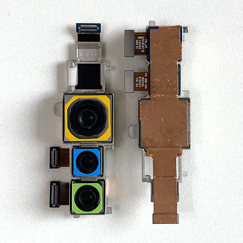 Original M&Sen For Xiaomi CC9 PRO M1910F4E Mi Note 10 Rear Back Big Camera Module Flex Cable For MI Note 10 Replacement Parts