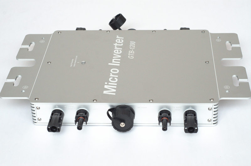 ip65 inversor grid tie GTB-1200 dc ac