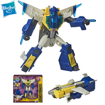 NEW Hasbro Transformers Bumblebee Cyberverse Maceralari Battle Call Meteorfire Figur 14cm PVC Action & Toy Figures E8375 1
