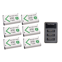 NP-BX1 npbx1 np bx1 np bx1 Battery For Sony DSC-RX100 DSC-WX500 IV HX300 WX300 HDR-AS15 X3000R MV1 AS30V HDR-AS300 as100v as200v