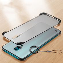 Phone Case For iPhone X XR XS Max 7 8 Plus 6 6s Ultra Thin Cover Cases Frameless Transparent Matte