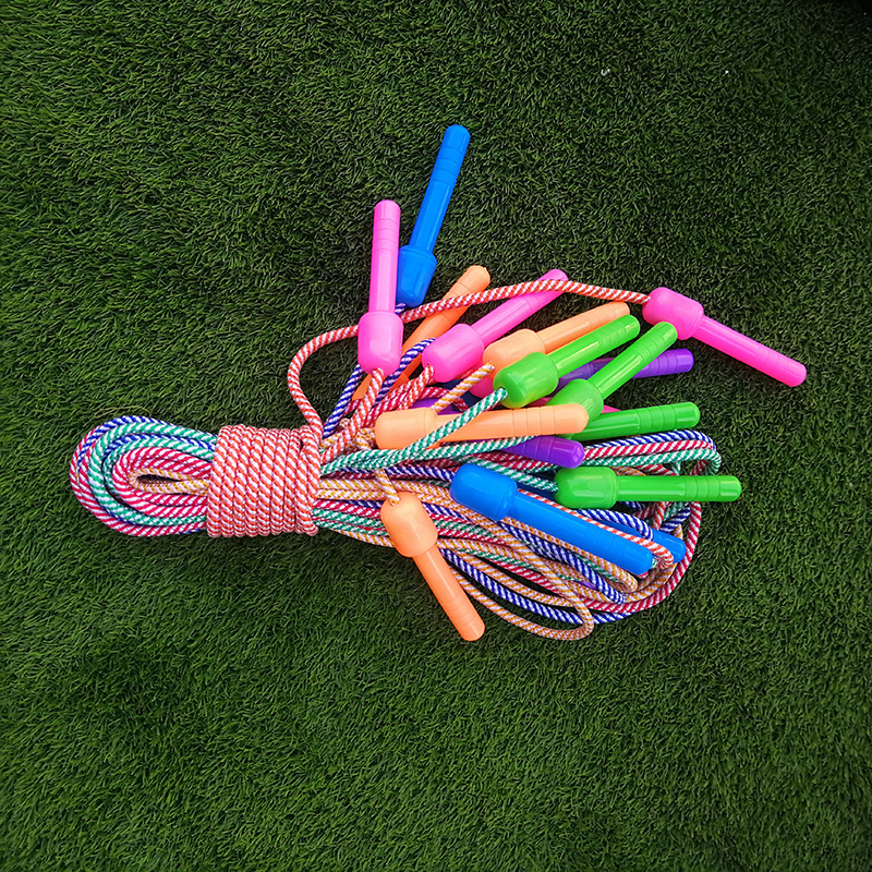 Rough Jump Rope Plenty Lanyard Rough Line Lanyard Style Fitness Lanyard Children Sports Only Jump Rope