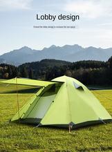 Палатки Открытый Кемпинг Семья палатки Водонепроницаемый 3 4person