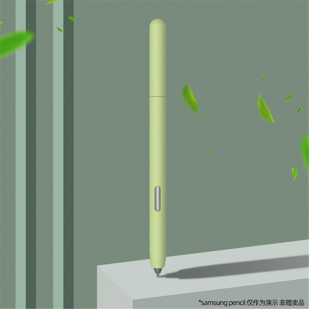 Простой деловой пенал для Sam sung Galaxy  Tab S6 S7 S Pen Cover, милый мультяшный силиконовый пенал для планшета Стилусы для планшетов      АлиЭкспресс