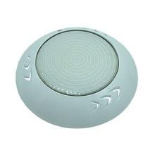 Подводный светильник, заполненная смолой лампа для бассейна 12 В переменного тока, плоский поверхностный монтаж, Focos светильник ing 18 Вт 24 Вт 30 Вт 35 Вт 42 Вт
