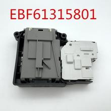 1pcs חדש עבור כביסה מכונת זמן עיכוב מתג דלת מנעול EBF61315801 דלת מנעול
