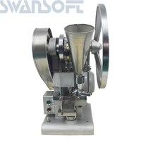 Swansoft TDP 1.5 Enkele Punch Suger Melk Slice Pil Maken Kamfer Tablet Press Machine-in Elektrisch gereedschap sets van Gereedschap op