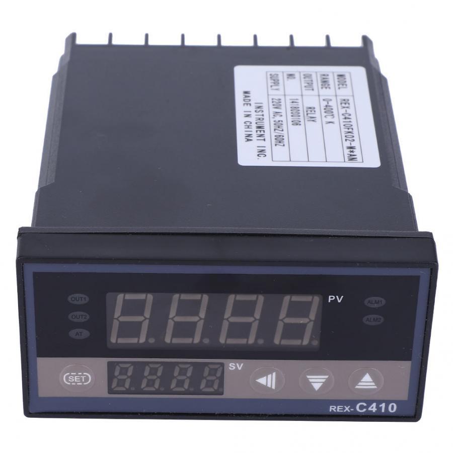 Ac220v controlador de temperatura ajustável ssr saída