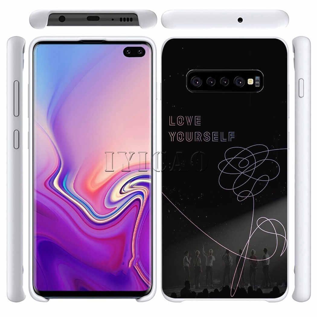 NCT 127 Kpop grupo Menino Hard Case para Samsung Galaxy S10e S10 S9 S8 Plus S6 S7 Borda Capa para samsung Nota 9 8