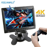 FEELWORLD Portable LCD HD Gaming Monitor IPS HD Screen Display 4K HDMI Game Monitors for XBOX ONE PS3 PS4 Switch Laptop Camera