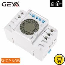 Time-Control-Switch Led-Light GEYA Programmable Daylight-Saving-Timer Electronic-Thc-20-1c