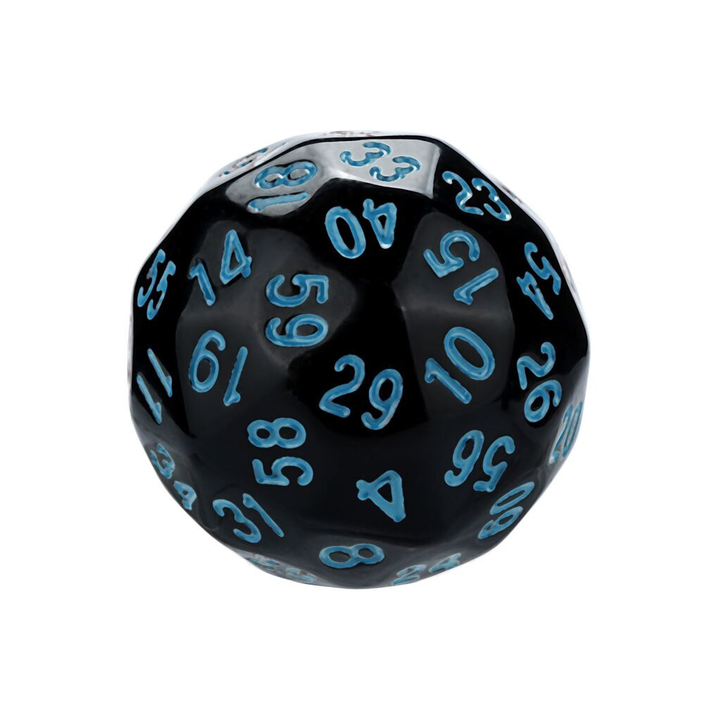 Polyhedron D60 poly dice game dice acrylic dnd dice sets dados poliedricos brand new dados rpg dice tray dice set d60 30A20 (10)