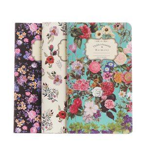 Hand-painted sketchbook Vintage 48K Blank series Kraft paper notebook Diarybook Stationery office school supplies