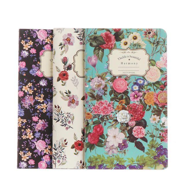 Ręcznie malowany sketchbook Vintage 48K Blank series notes z papieru pakowego Diarybook biurowe artykuły biurowe