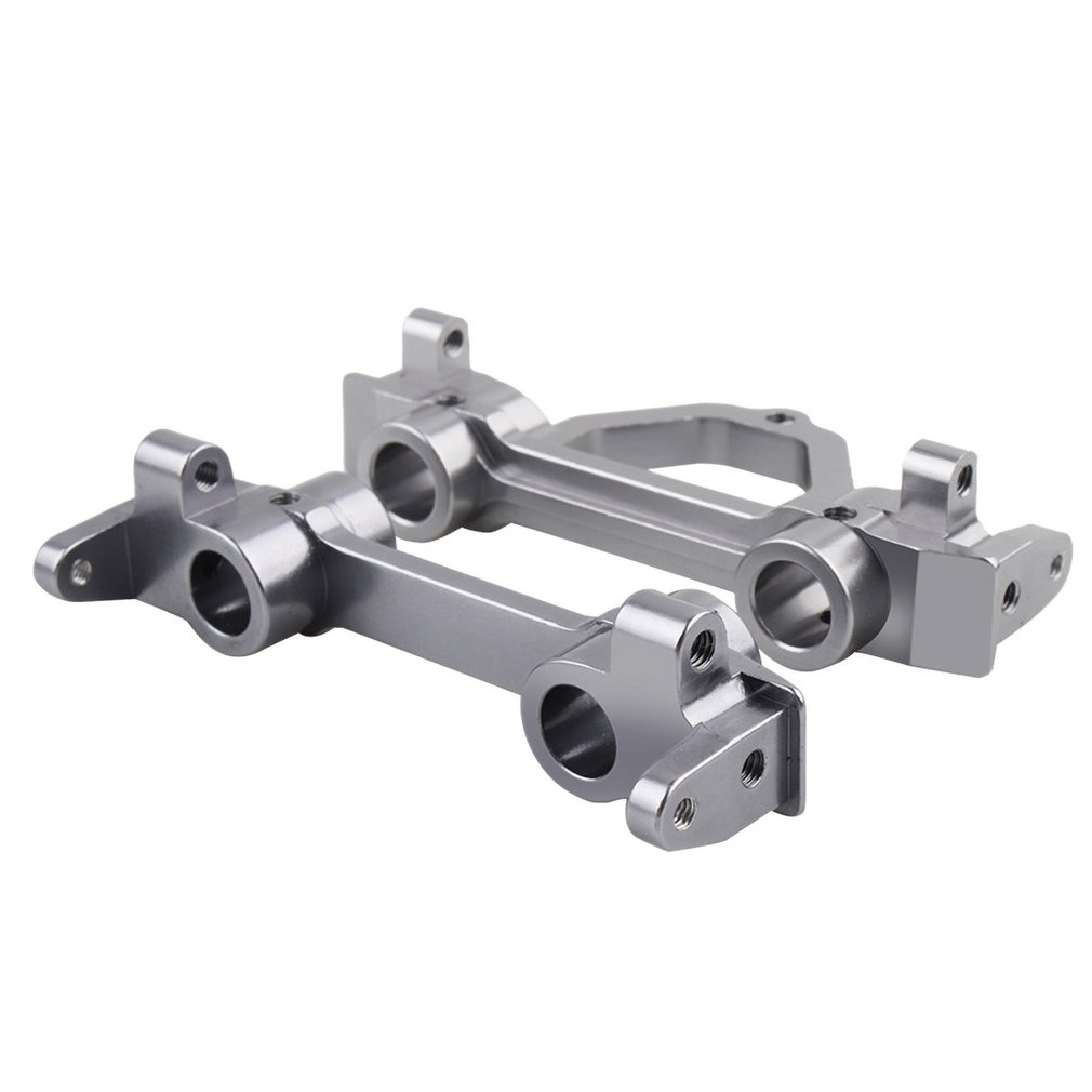 HotFront And Rear Bumper Mount Aluminum Alloy RC4WD D90 For 1 10 RC Crawler Axial SCX10 SCX0026 90022 90035 Hopup Parts in Parts Accessories from Toys Hobbies