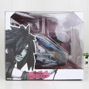 Image 5 - 20cm NARUTO Figure Madara Uchiha Figure Tobirama Hashirama Hokage Obito Figura zero Fire Battle Version Toys Christmas Toys