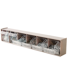Wall-Mounted Tool Parts Storage box electronic components ha