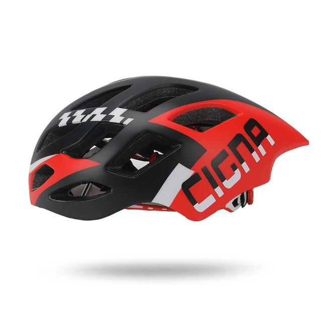 Mtb estrada ultraleve capacete de bicicleta certificação ce ciclismo capacete in-mold capacete da bicicleta casco ciclismo 57-62 cm para homem/mulher 3