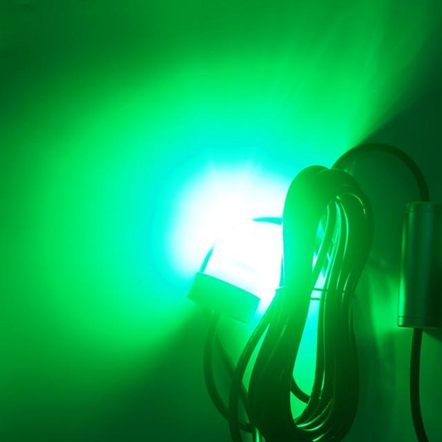 Kamikaze Pack of 2 Large Luminous Underwater Squid Fishing LED Light