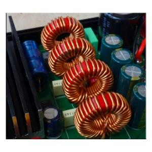 Image 5 - Усилитель сабвуфера KYYSLB 75WX2, 220 В, BA10C, TPA5613, 2,1 каналов, 300 Вт, общая выходная мощность, бытовой мини усилитель