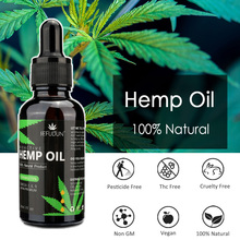 1500mg Pure Organic Hemp Essential Oil 30Ml Content Effectiv