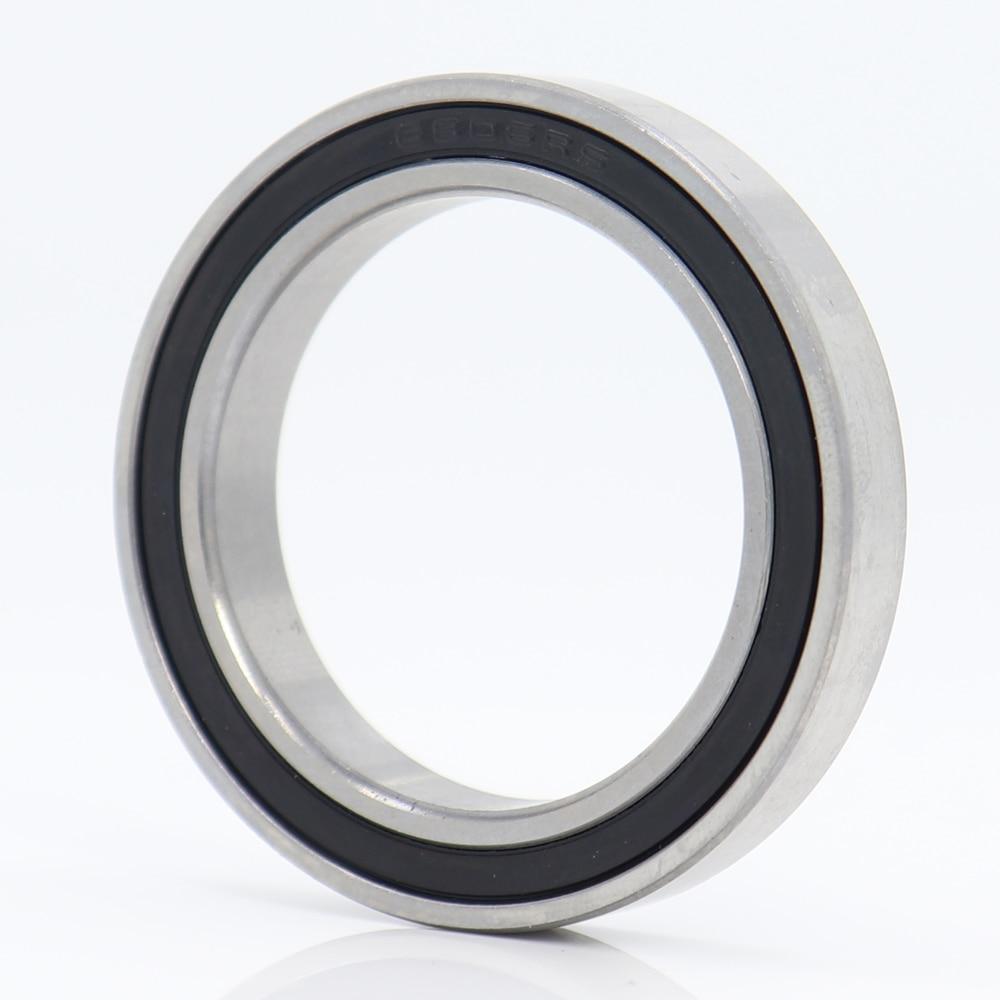 ZHENGGUIFANG Professional 6806-2RS Stainless Bearing 30x42x7mm ABEC-3 6806 RS Bicycle BB30 Bracket Bottom 30 42 7 Ceramic Balls Bearings 1PC